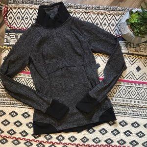 Lululemon Runderful 1/2 Zip Pullover Size 6